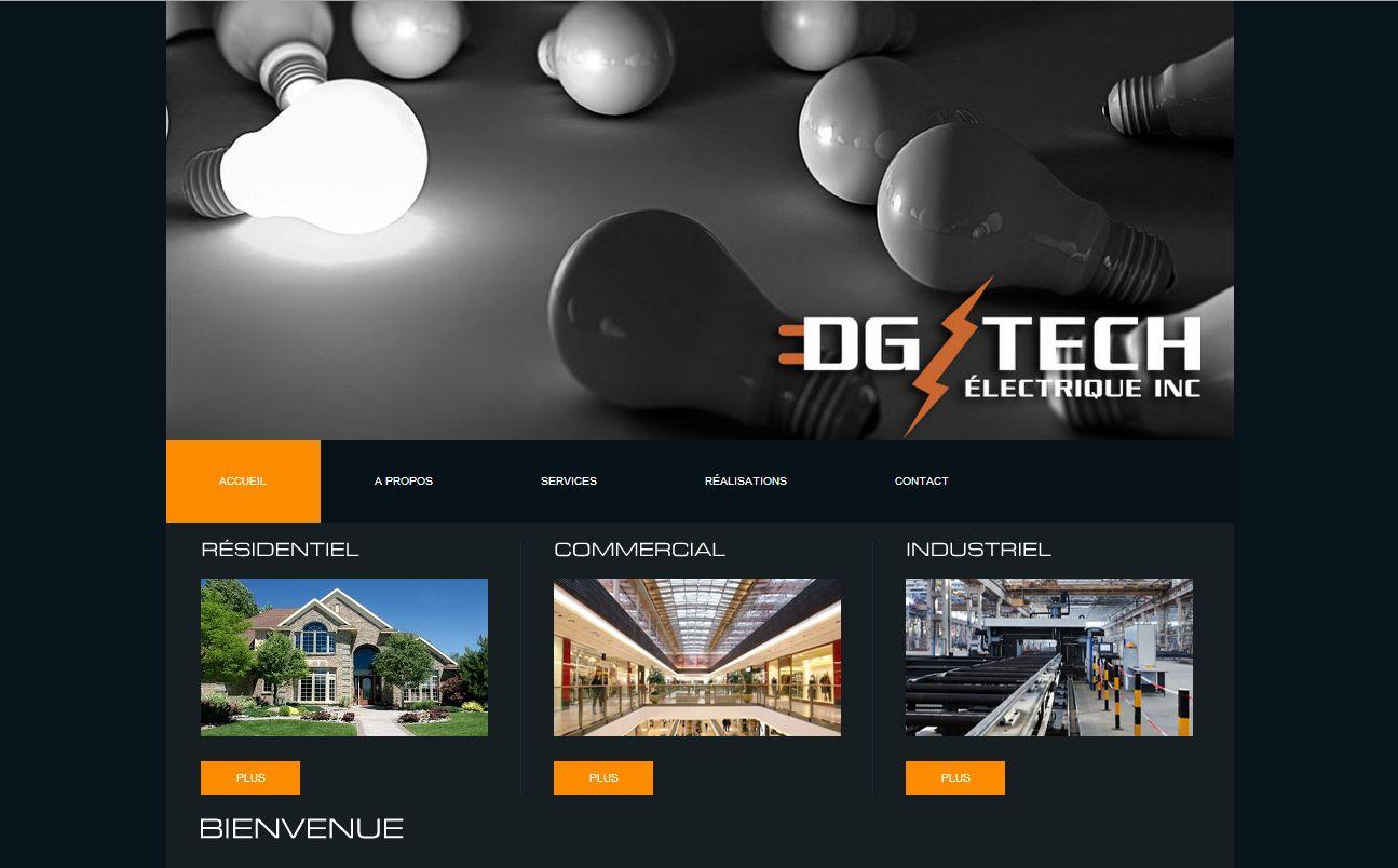 DG Tech Electrique