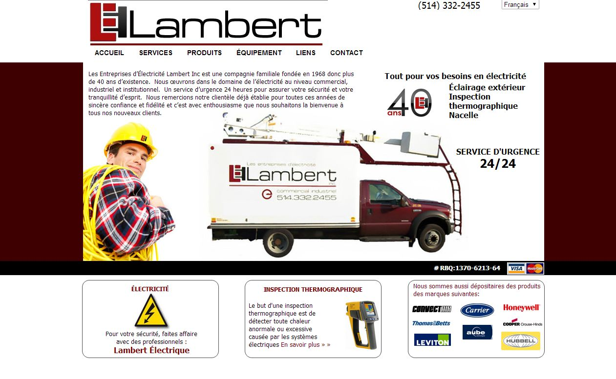 Lambert Electric Inc