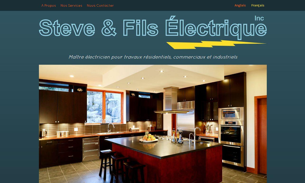 Steve & Fils Electrique Inc
