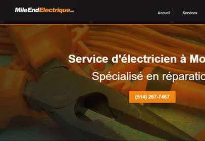 Mile-End Électrique – électricien à Montréal pour résidentiel et commercial